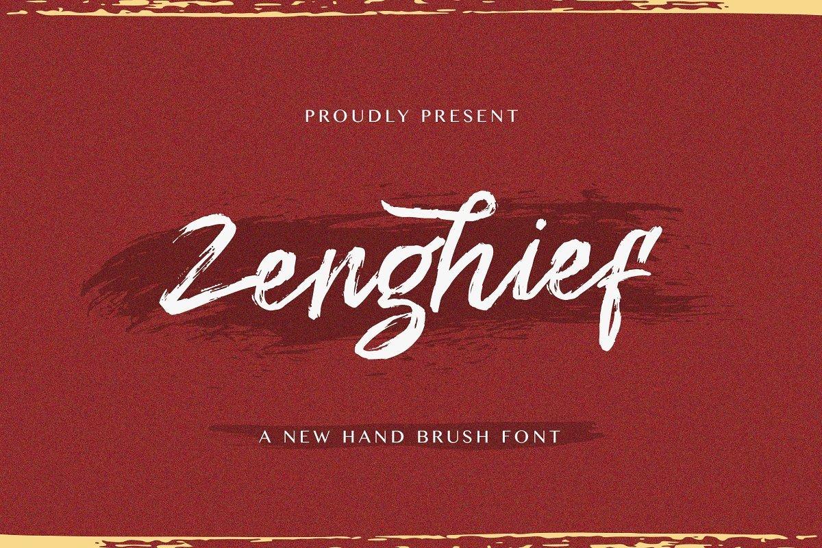 Zenghief-Hand-Brush-Font-1