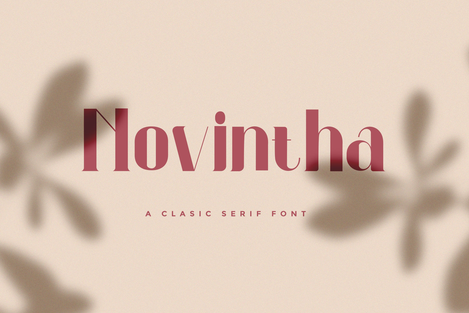 Novintha-Font