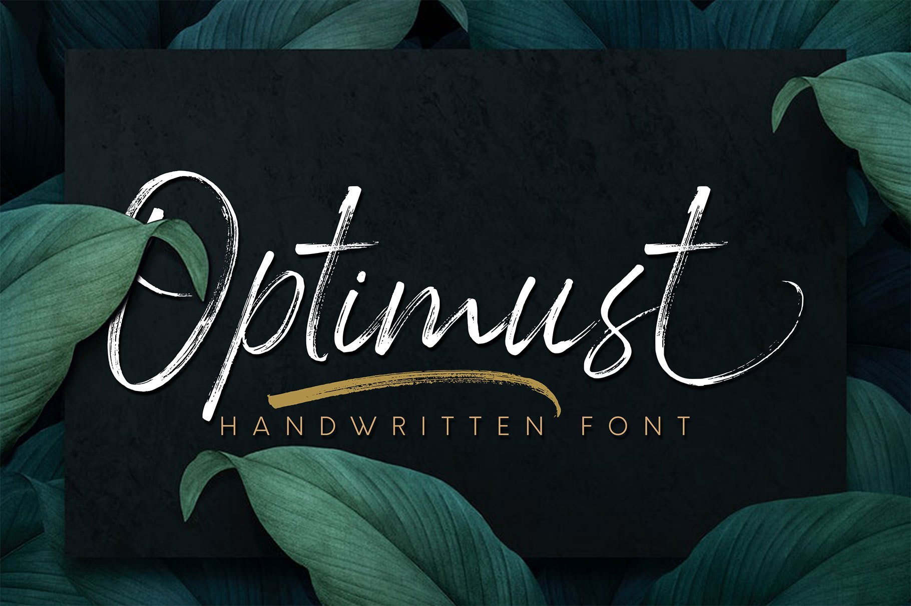 Optimust-Brush-Script-Font-1