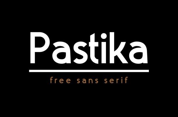 Pastika Sans Serif Font Family