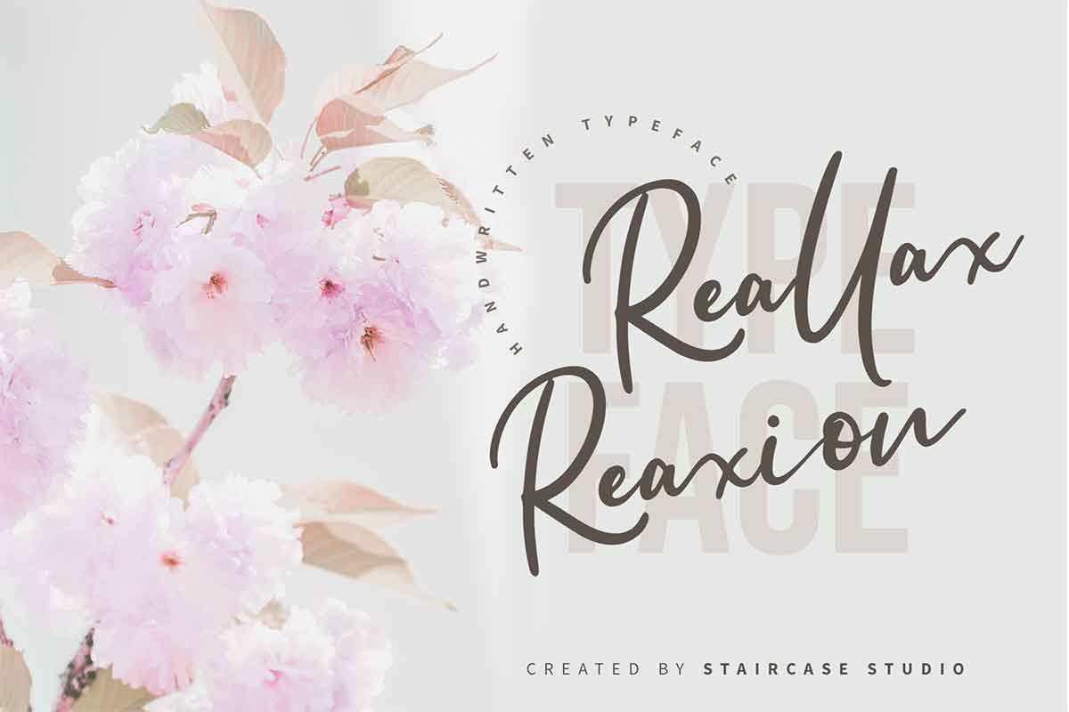 Reallax-Reaxion-Handwritten-Font-1