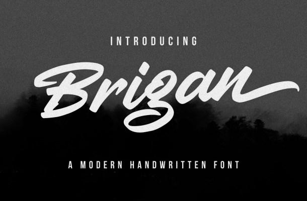 Brigan Font