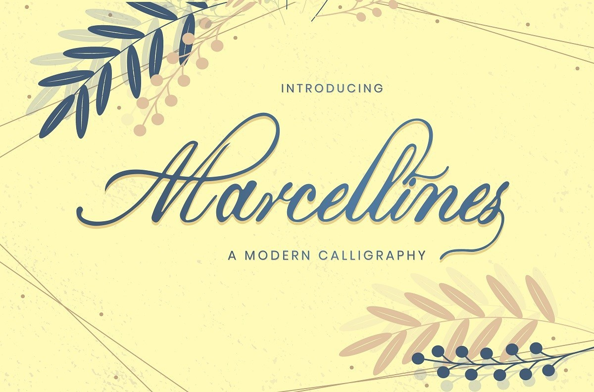 Marcellines-Modern-Calligraphy-Font-1