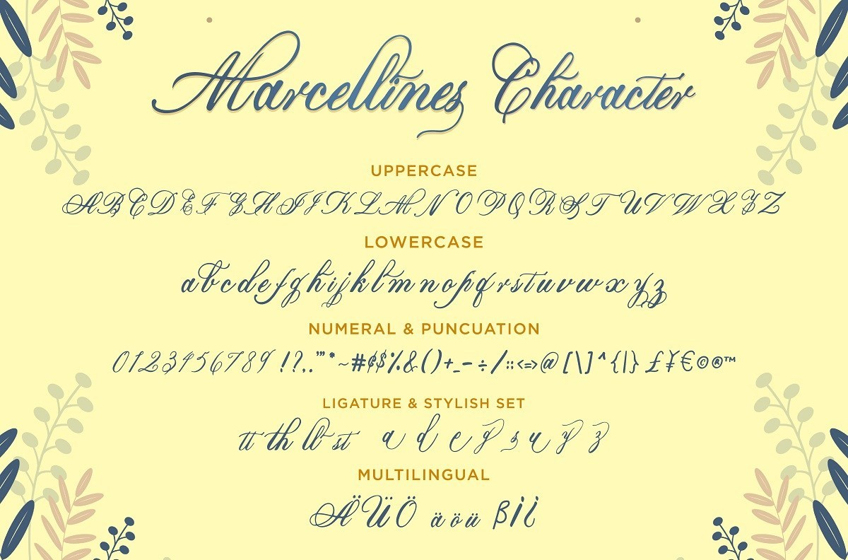 Marcellines-Modern-Calligraphy-Font-3