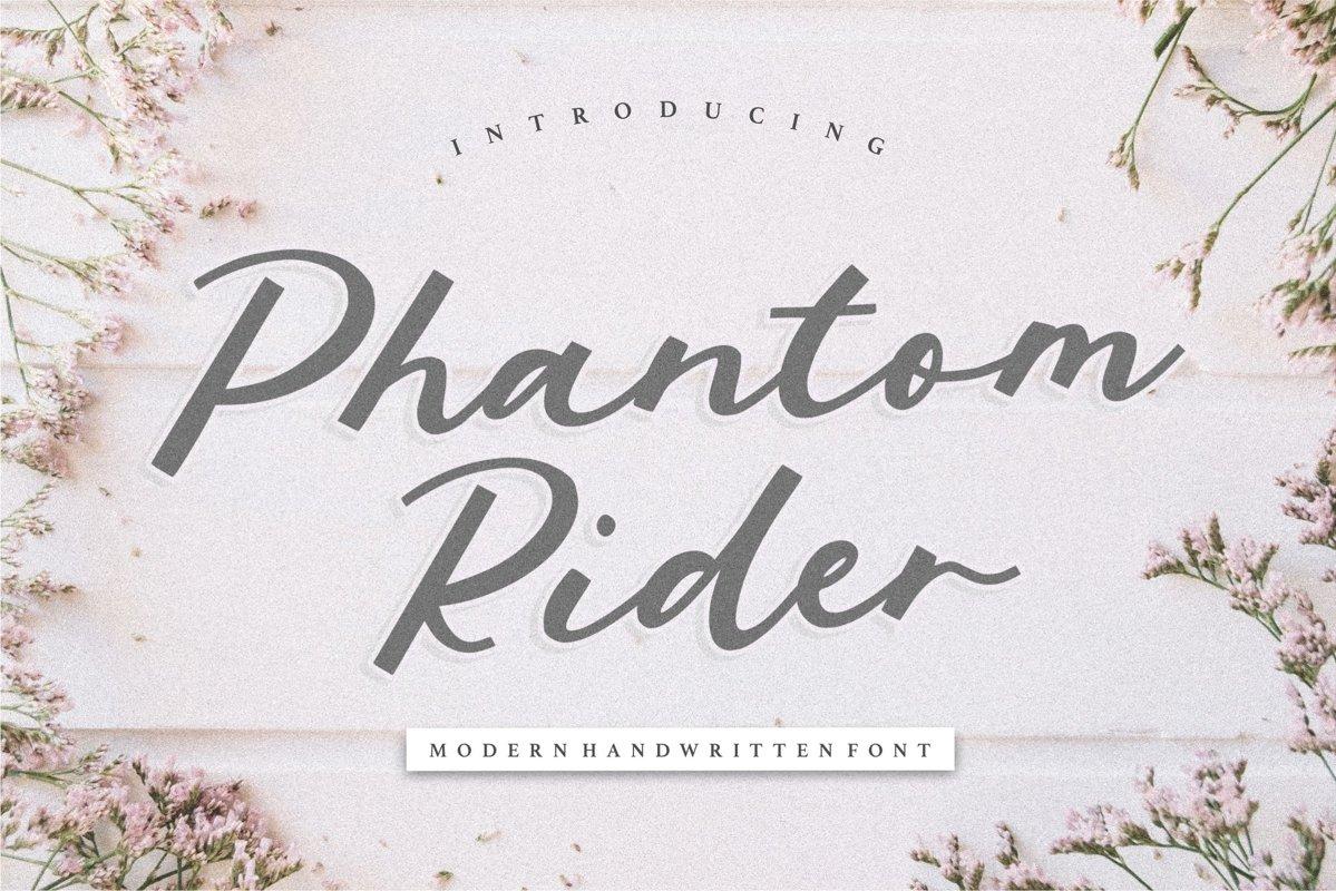Phantom-Rider-Handwritten-Script-Font-1
