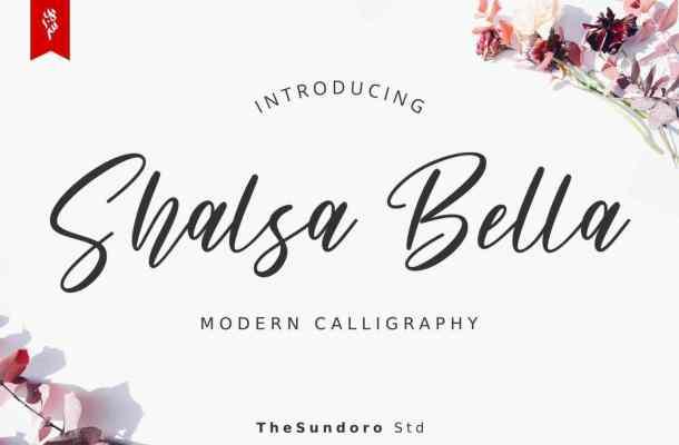 Shalsa Bella Font