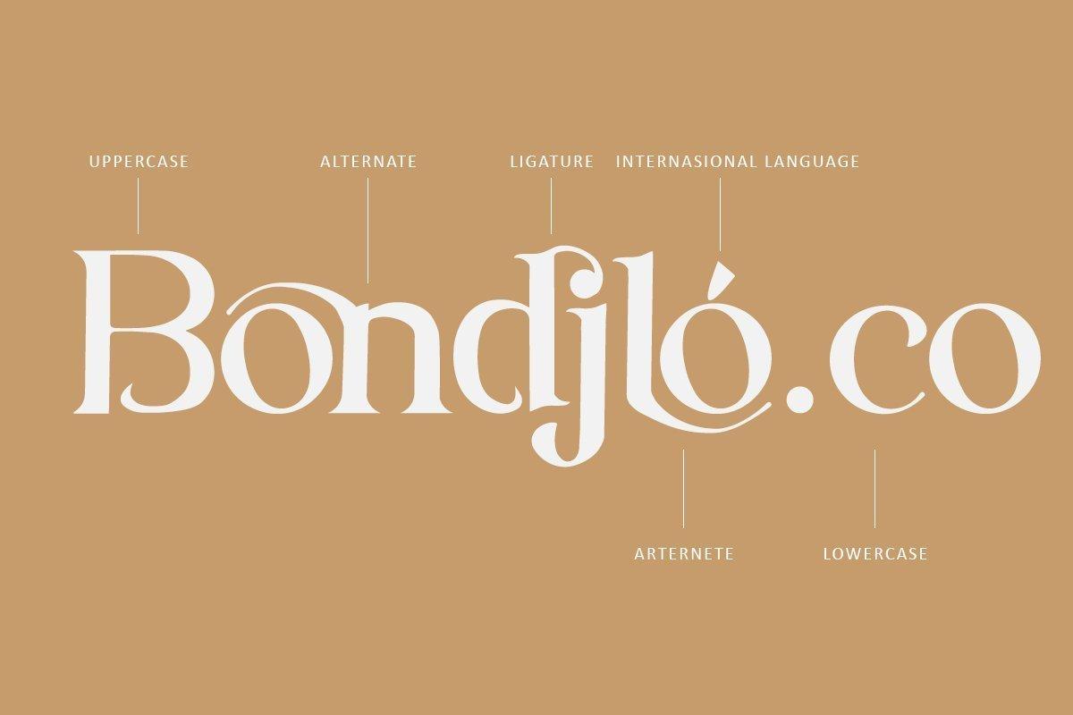 Bondjlo-Font-2