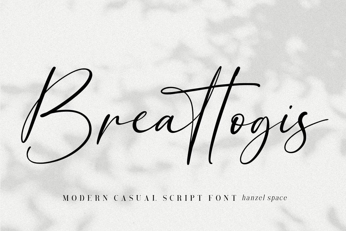 Breattogis-Font