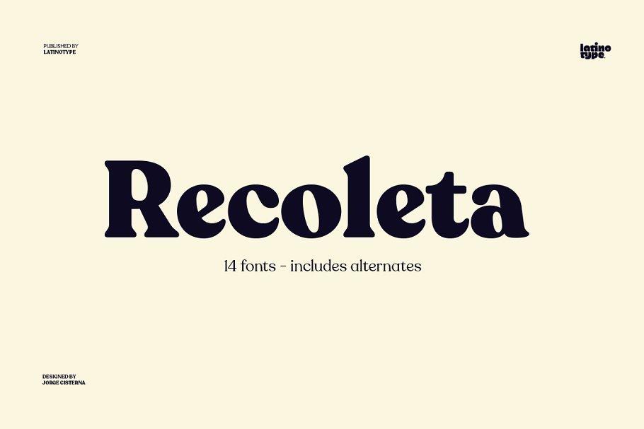 Recoleta-Font-1