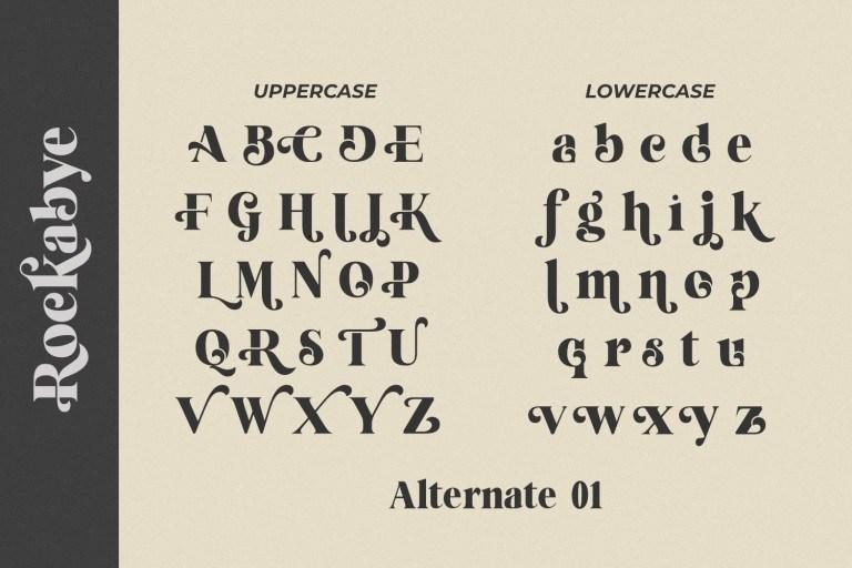 Rockabye-Typeface-3