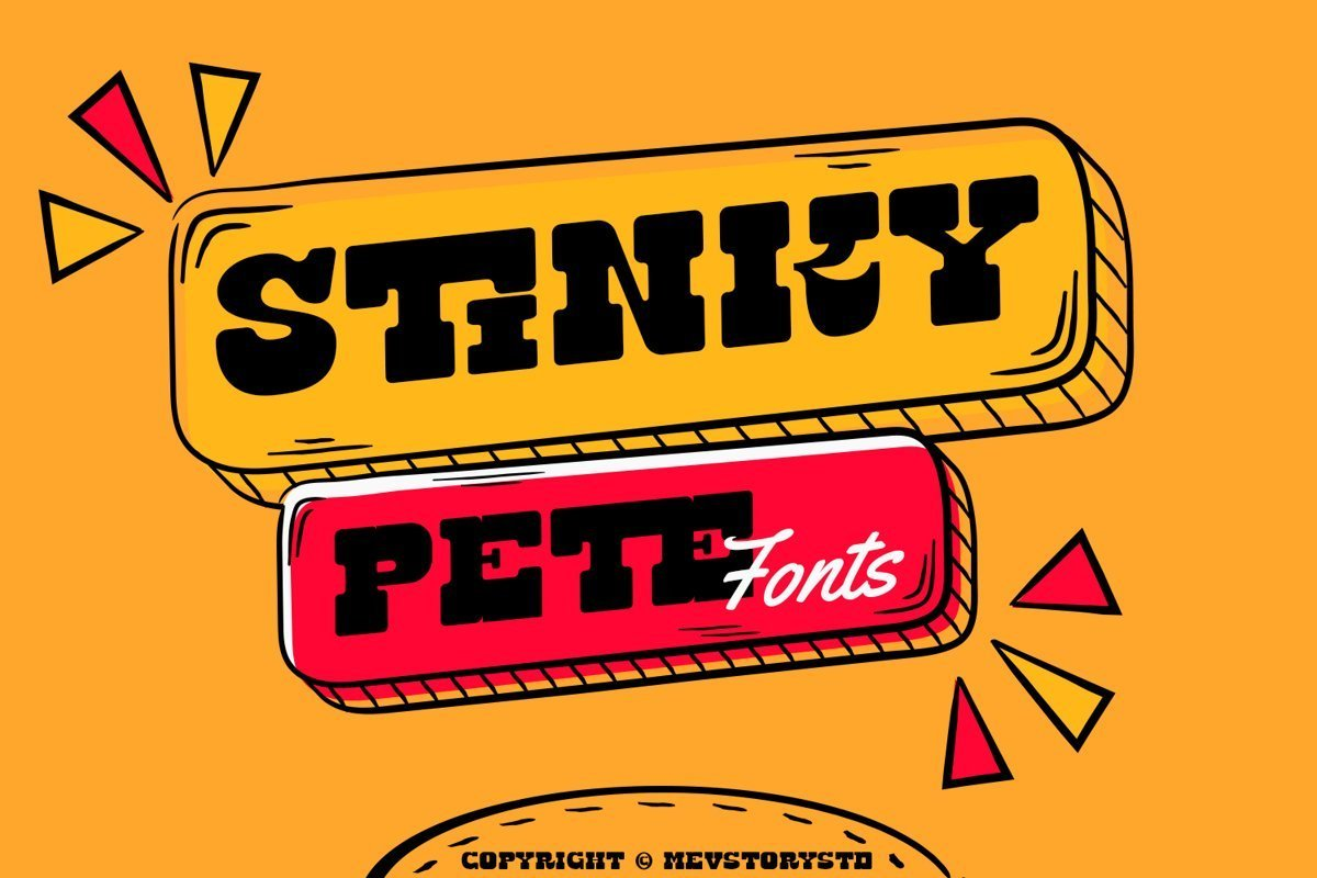 Stinky-Pete-Font