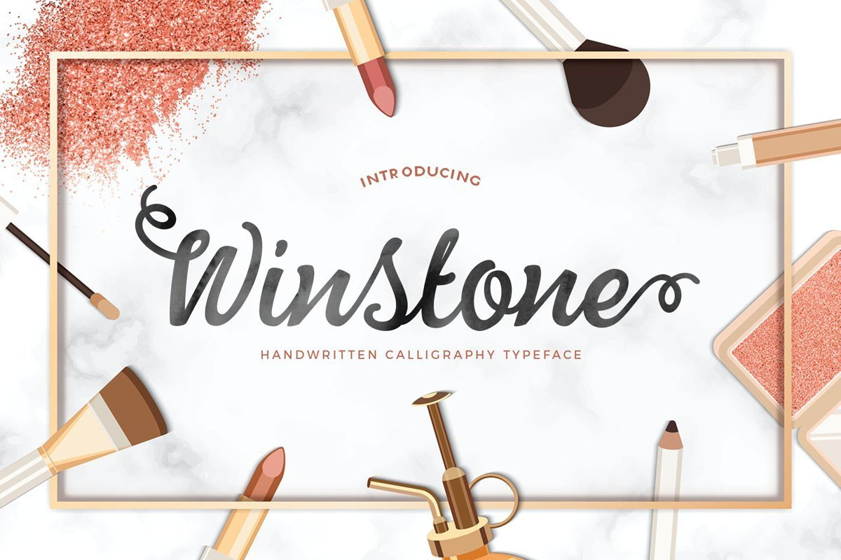 Winstone-Font