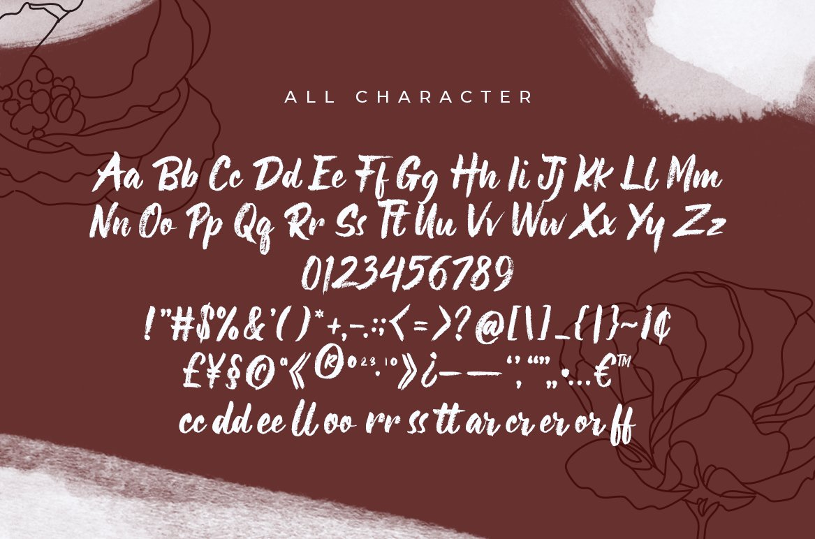 Buree-Chalk-Font-3
