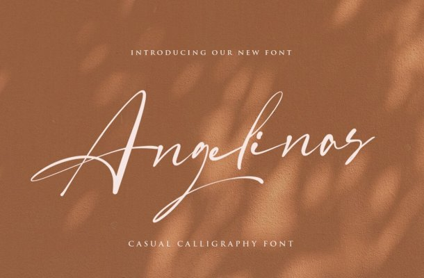 Angelinas Font