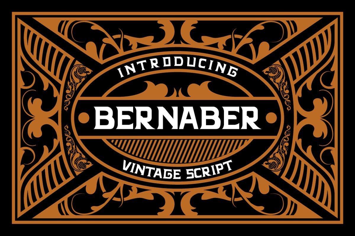 Bernaber-Font