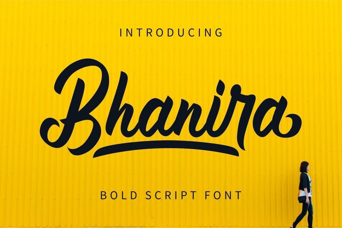 Bhanira-Font