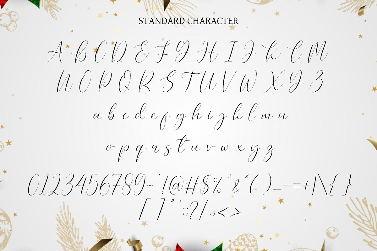 Elegant-Font-3