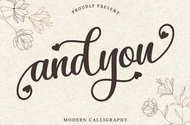 Andyou Font