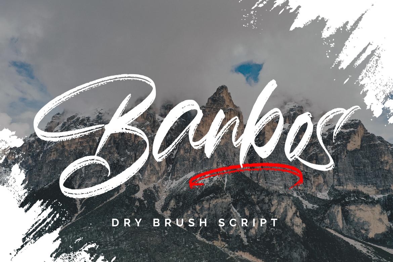Banbos-Font