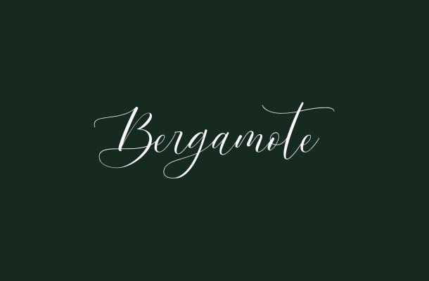 Bergamote Font