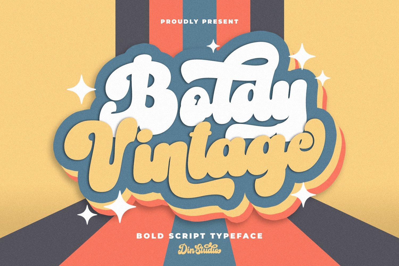 Boldy-Font