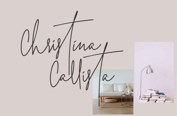 Christina Callista Font