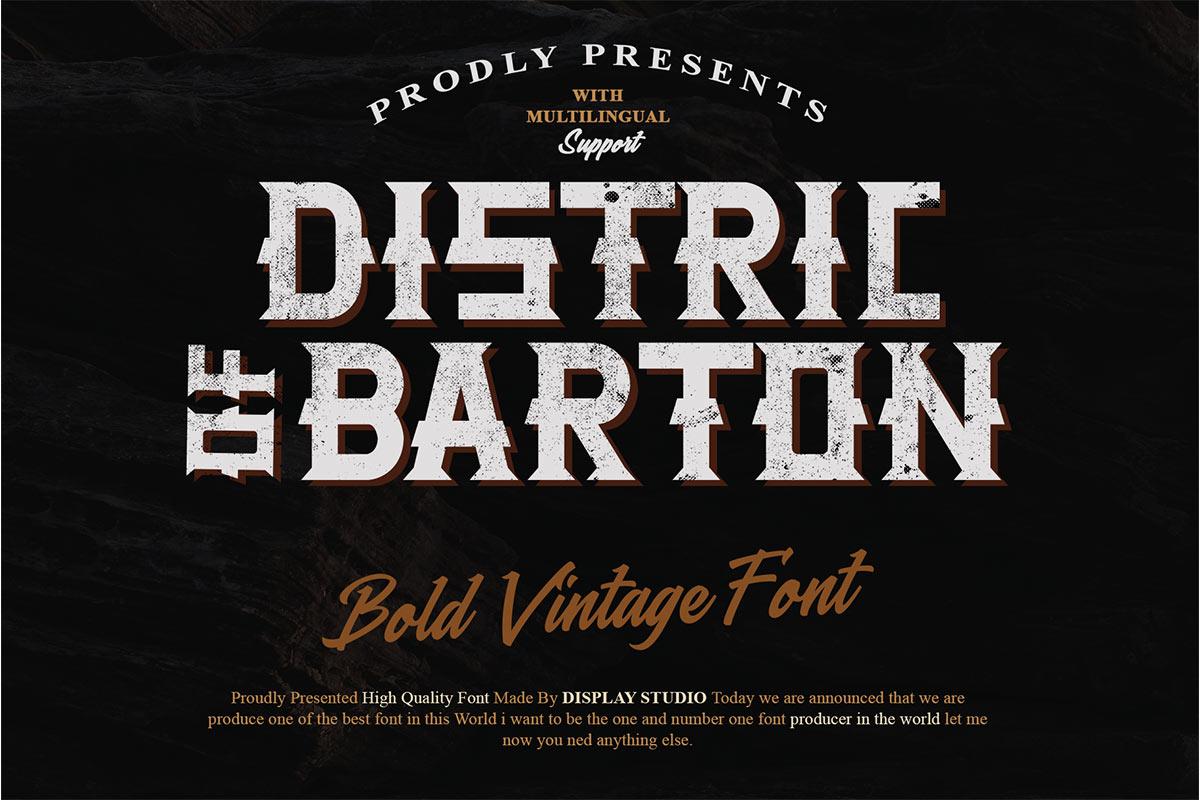 Distric-of-Barthon-Font