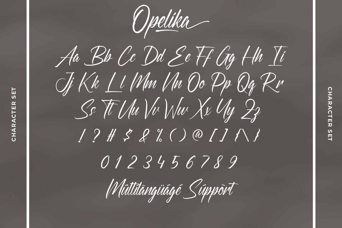 Opelika-Font-3