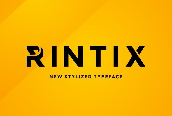 Rintix Font