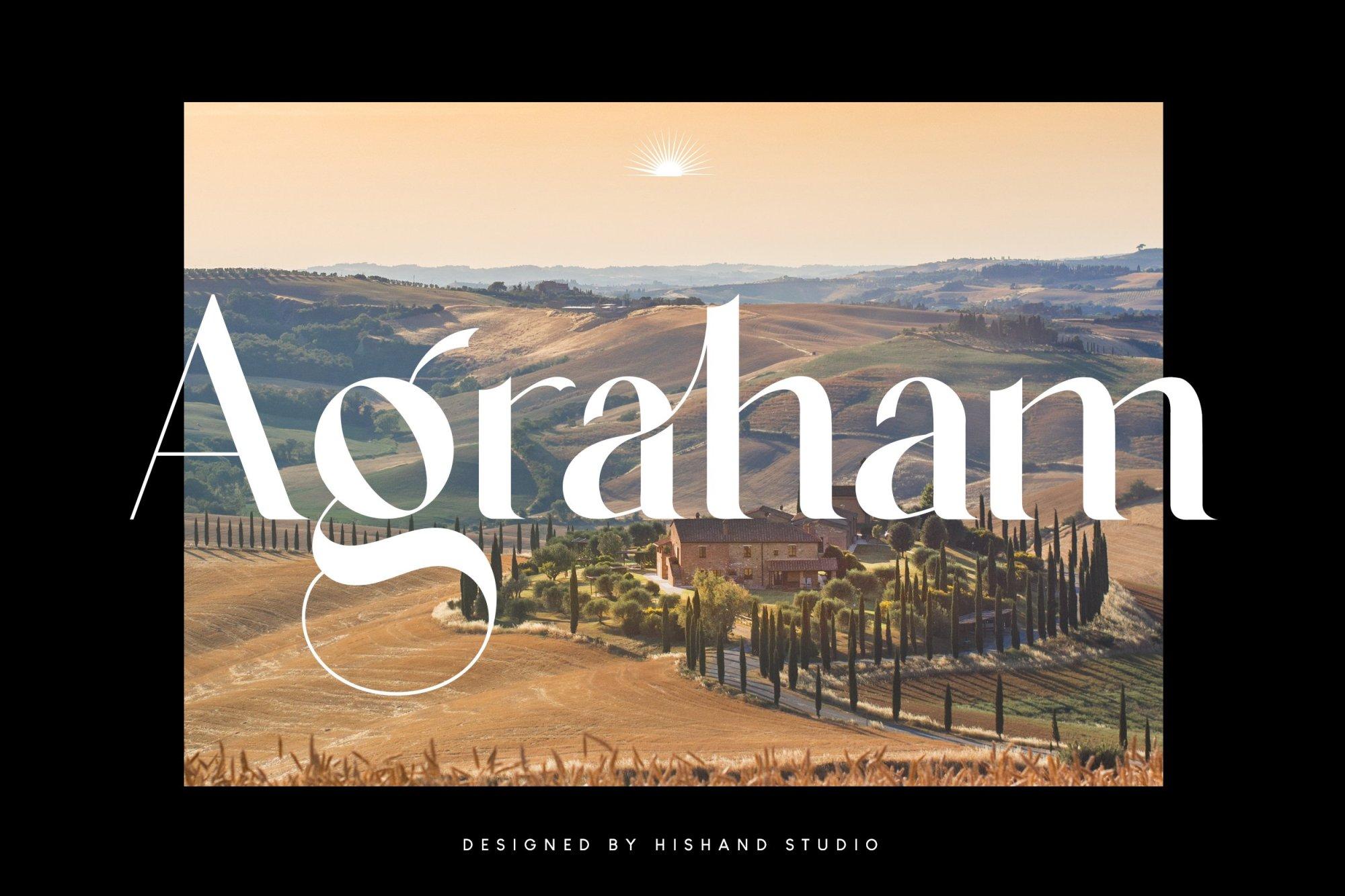 Agraham-Font