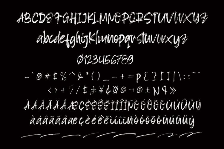 Blacksign-Font-3