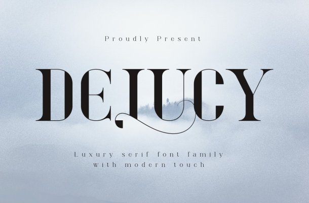 Delucy-Font