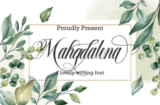 Mahgdalena Font
