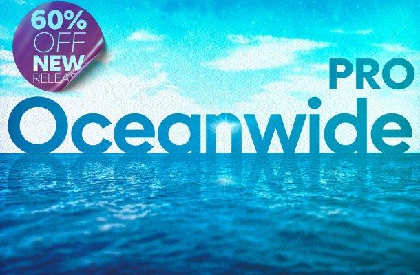 Oceanwide Pro Font