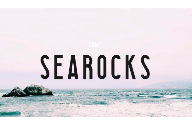 Searocks-Font