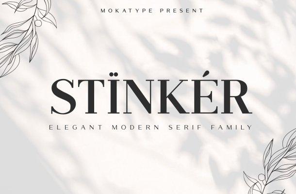 Stinker Font
