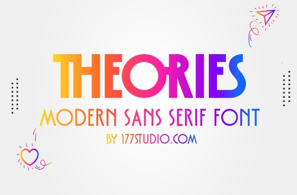 Theories Font