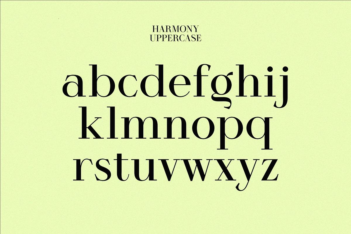Harmony-Font-3