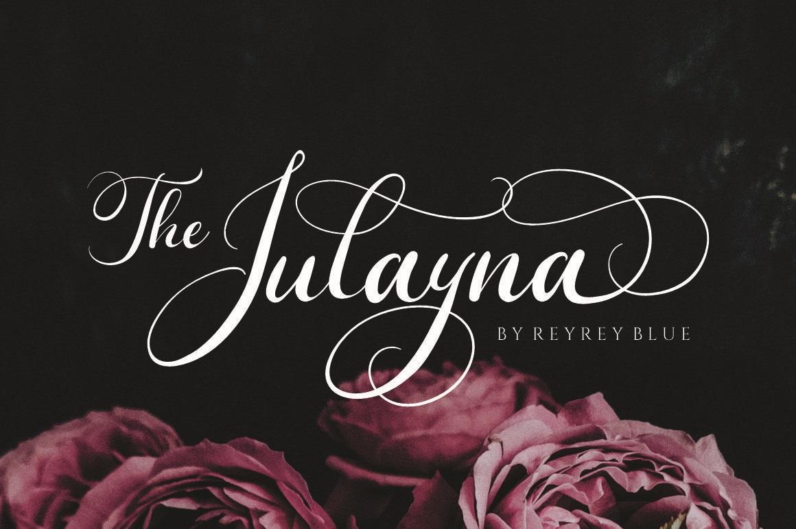 The-Julayna-Font