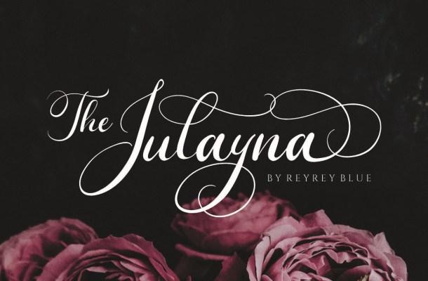 The Julayna Font