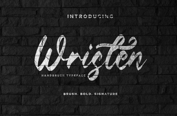 Wristen Font
