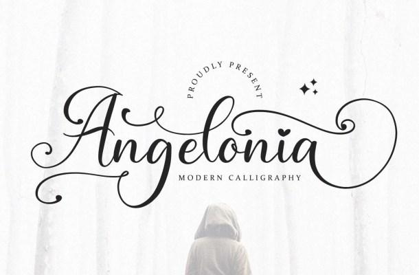 Angelonia Font