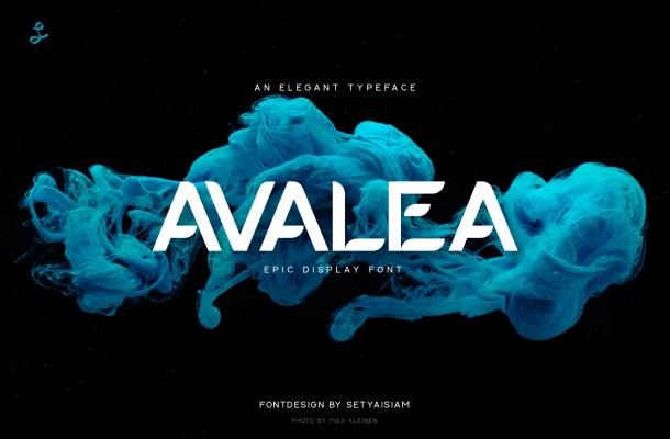 Avalea Font