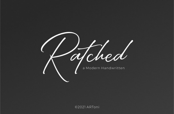 Ratched Font