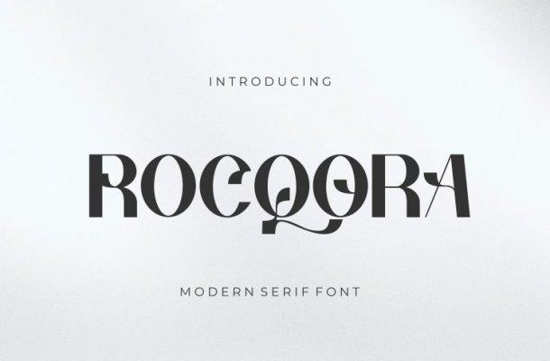Rocqora Font