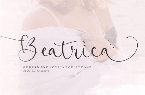 Beatrica-Font