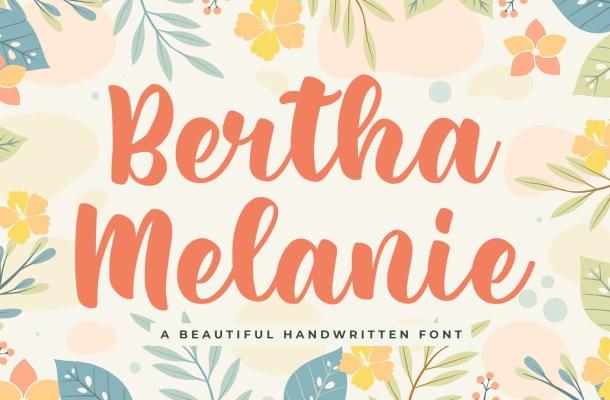 Bertha Melanie Font