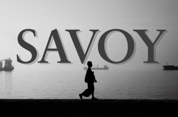 Savoy Font