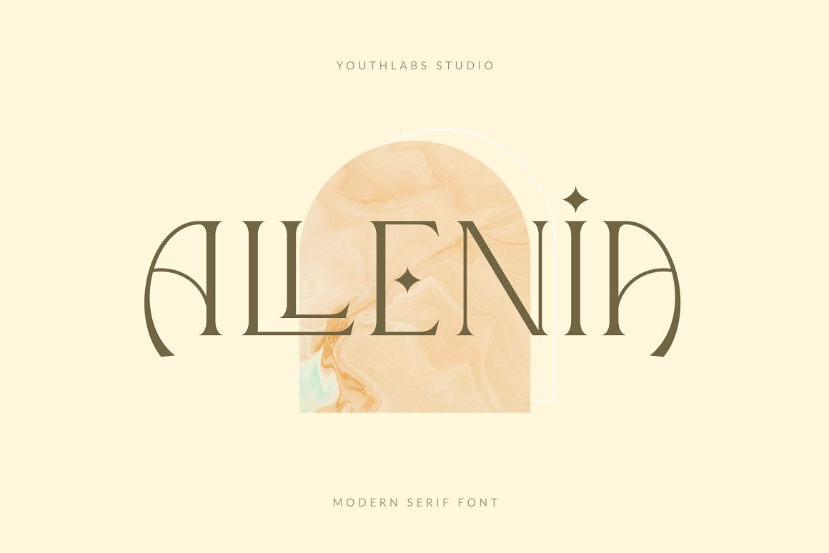 Allenia-Font