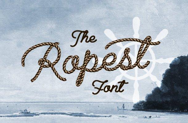 Ropest Font